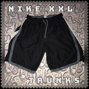 Men's Nike Swim Trunks, Size XXL